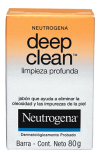 sabonete neutrogena deep clean
