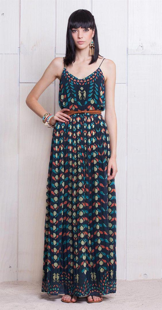 vestido10com flat