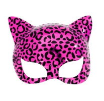 mascara gatinho print