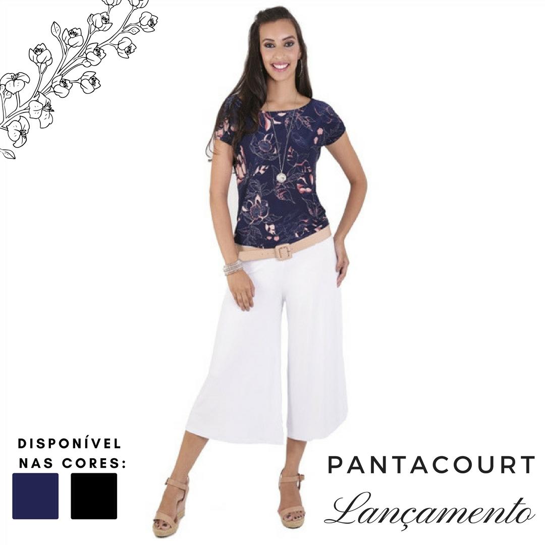 Pantacourt Lançamento