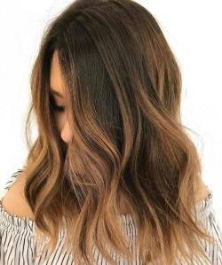 OMBRE-HAIR-EM CASA